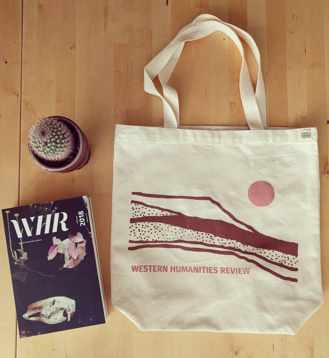 WHR tote bags courtney johnson little canyon press