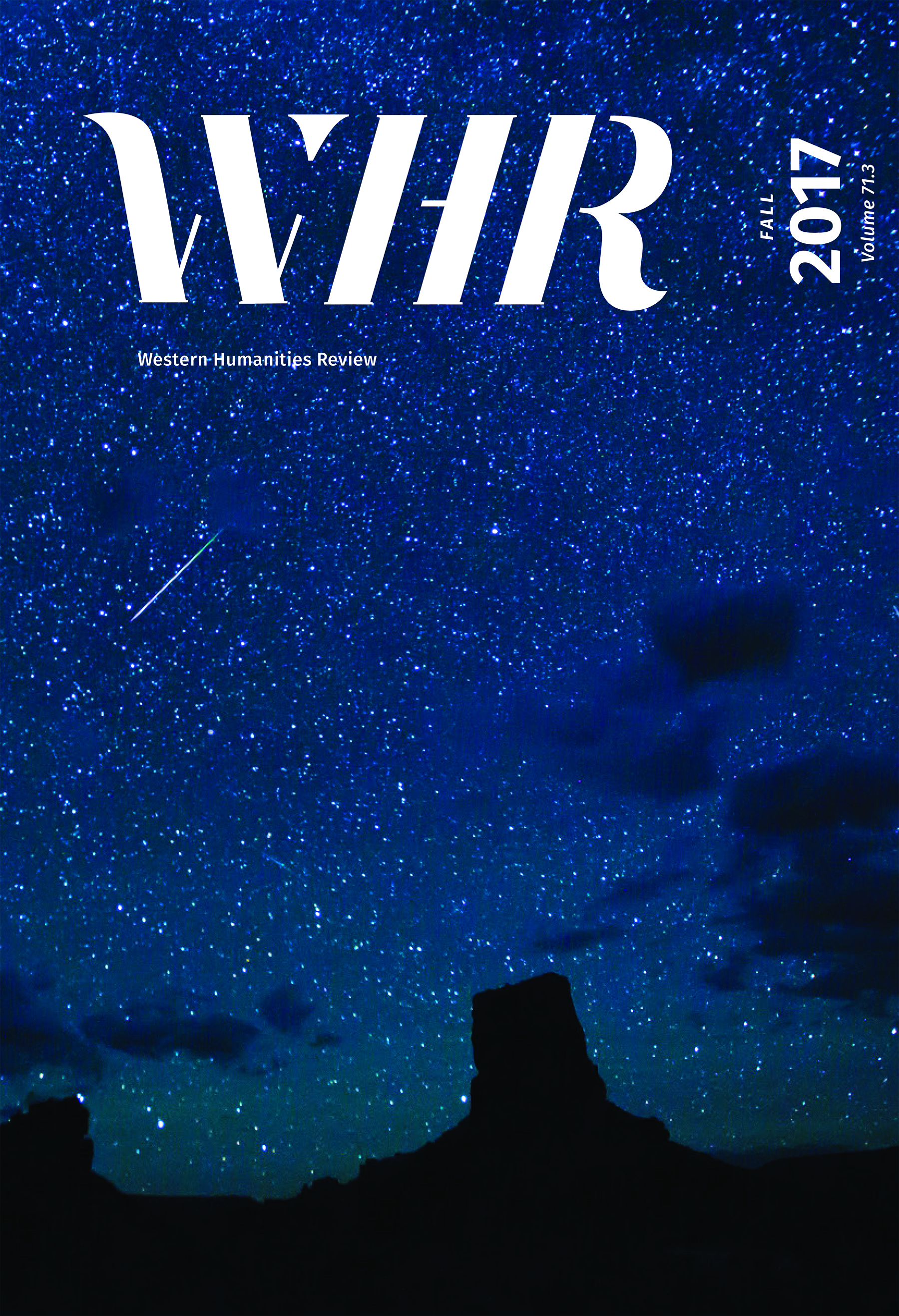 Bears Ears WHR Special Issue